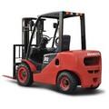 wózek widłowy HANGCHA diesel 3,5 tony